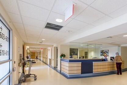 Columbia Memorial Medical / Surgical Unit
