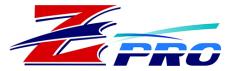Z Pro Water Sports Logo