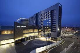 Mall of America Expansion - JW Marriott Hotel