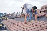 Roofing With Concrete Tile