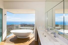 Malibu Canyon Top Custom Home Designed by Jimmy Reed