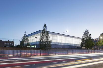 Latymer Upper School Sports Centre