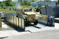 Riveer Intl + The Rack vehicle wash