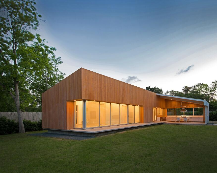 Nested House, Houston    LOJO Architecture, Houston