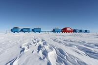 Chasms in Ice Shelf Force Antarctic Research Center to Relocate