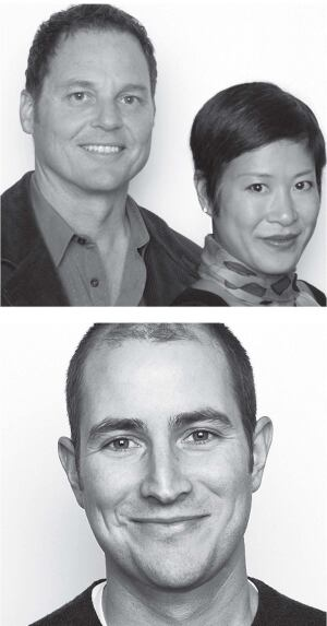 Russ Naylor, Heddie Chu; Andrew Volckens  Project: Nest HouseFirm: Naylor & Chu Architects, San Francisco  Year Founded: 2001  Founders: Russ Naylor and Heddie ChuNumber of Employees: 14  Primary Areas of Practice: Multifamily residential, prefabricated housing, commercial , mixed-use developments, products, graphic design, interior design