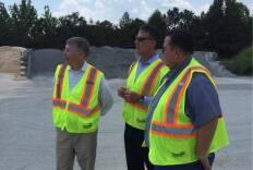 Georgia Producers Host Congressman, Discuss Infrastructure