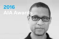 R. Steven Lewis Wins 2016 AIA Whitney M. Young Jr. Award