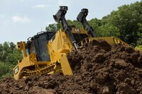 New Options for the CAT D8T Dozer