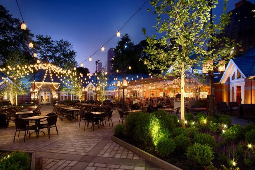 2015 AL Design Awards: Tavern On The Green, New York