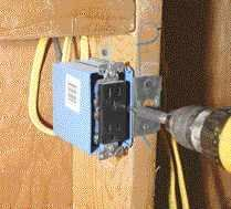 On the Job: An Adjustable Electrical Box