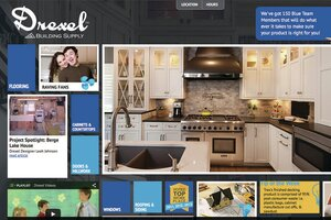 Award-Winning Website Attracts Customers and Contractors