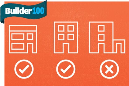 2016 Builder 100: Who Left the List?