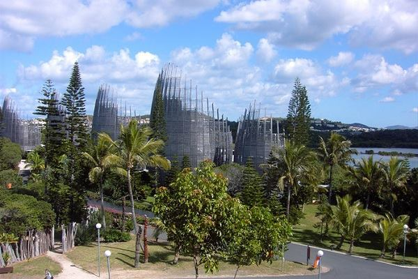 Jean-Marie Tjibaou Cultural Centre.