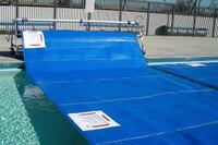 New Pool Cover and Reel System from Lincoln Aquatics