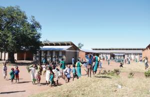 The Neno Schools Project, in Malawi, is an effort by John McAslan + Partners to develop an inexpensive school prototype for one of Africa's poorest countries. The firm, which has created a deparment for pro bono work, also has projects in Rwanda and Haiti.