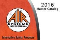 Air Systems International 2016 Master Catalog