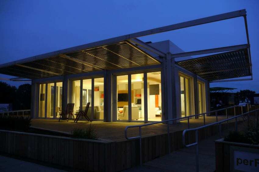 Solar Decathlon 2011 Profile: Florida International University