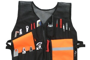 Tool Vests That Help You Get the Job Done on Time