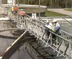 New wastewater treatment plants in Cape Coral will eventually meet the needs of 17,000 customers. Photo: MWH