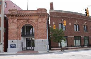 ON FIRE: Renters flocked to this 60-unit project, a conversion of an abandoned fire station and adjacent office space.