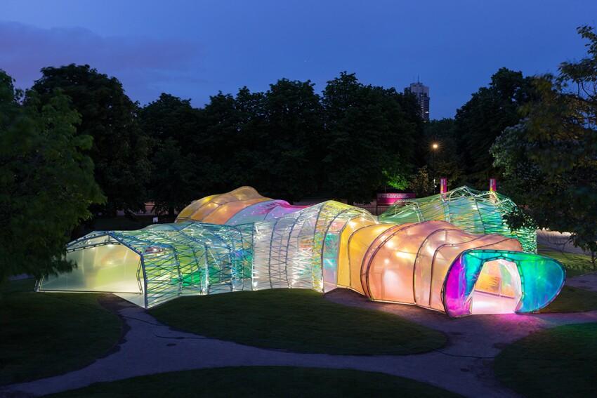 2015 Serpentine Gallery Pavilion