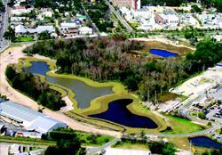 Progress on the ambitious Depot Park brownfield project in Gainesville, Fla., has been helped by open communication among all the agencies involved, and with area officials and citizens.