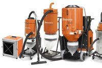 Introducing dust and slurry management by Husqvarna