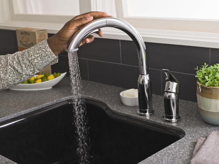 New Kitchen & Bath Products for Remodelers From Fisher & Paykel, Moen, American Standard, Nutone, and Elkay.