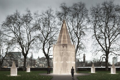 National Holocaust Memorial and Learning Centre (Caruso St John Architects, Marcus Taylor and Rachel Whiteread)