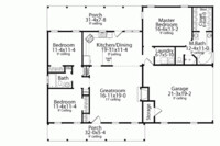 Floor Plans under 1,500 Sq. Ft.