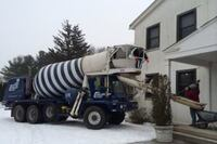 A Wintry Mix: How to Ensure Good Concrete in Cold Weather