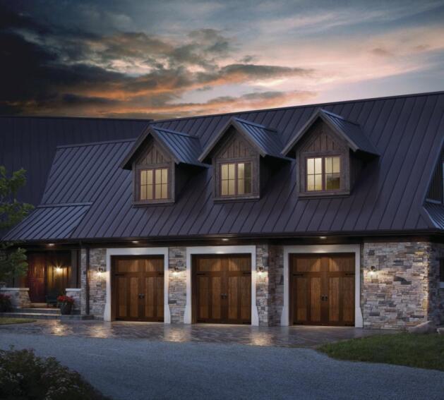 Clopay Canyon Ridge Collection Garage Doors