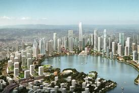 Meixi Lake Master Plan