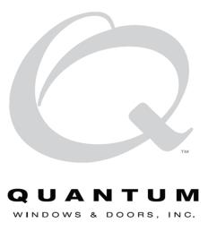 Quantum Windows & Doors Logo