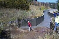 Reservoir Rehabilitation