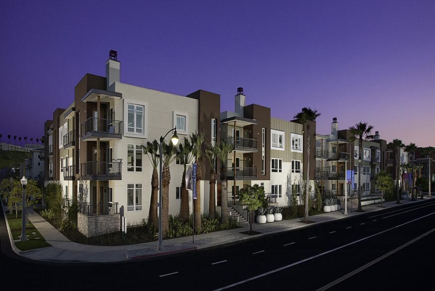 KB Home's 52-unit Primera Terra is the builder's first LEED-Platinum community.