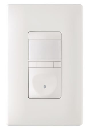 Legrand/Pass & Seymour.    With pre-set dimming control, automatic lighting shutoff, and optional automatic lighting activation, the Dimming Multi-way Convertible Occupancy Sensor allows homeowners to maximize energy savings as well as lighting levels. Passive infrared technology distinguishes between a person and background space, shutting off when motion is no longer detected over a range from 15 seconds to 30 minutes. Dimming is controlled via a push-button switch. 877.295.3472. www.legrand.us.
