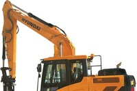 Hyundai Expands Excavator Product Line