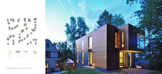 Nexus House, Madison, Wis., by Johnsen Schmaling Architects