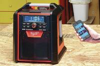 Milwaukee Jobsite Radio Charger