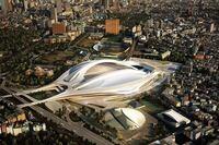 Zaha Hadid's Olympic Stadium for Tokyo Is Too Big, Says Fumihiko Maki