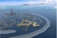 Four Floating Cities, the New Frontier