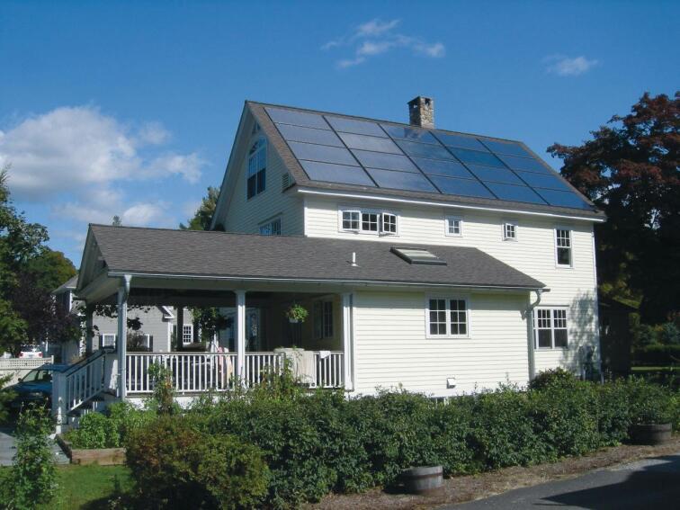 Solar Staying Power