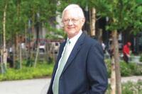 IES Executive Vice President William Hanley Retires
