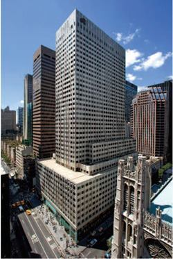 Kushner Cos. swapped apartment units for this Midtown office building.