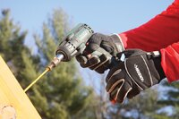Metabo's 18-Volt LiHD Impact Wrench