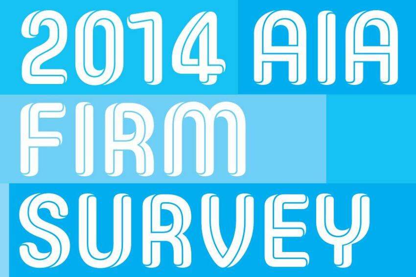 Five Key Metrics from the 2014 AIA Firm Survey