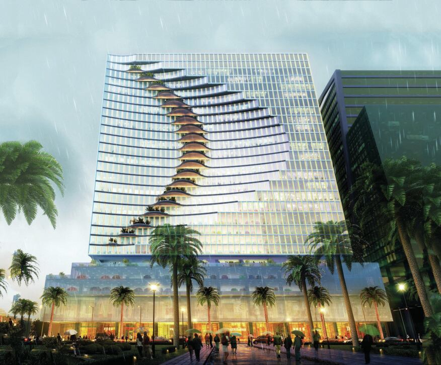 City Center Manila, Philippines.