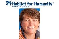 Habitat S.F. Names Sadonaen New CEO